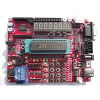 51AVR STC89C52 51 Single Chip Development Board Kit