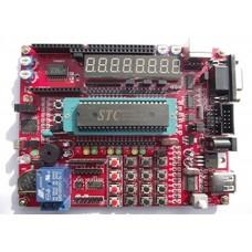 51AVR STC89C52 51 Single Chip Development Board Kit