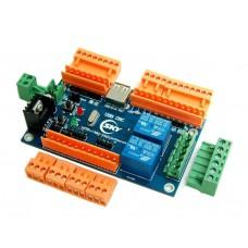 Universal USB CNC 4-Axis CNC Control Board MACH3 Control