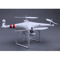 DJI Phantom QuadCopter Aircraft Ready To Fly With Naza & GPS Transmitter  RTF Multicopter Kit