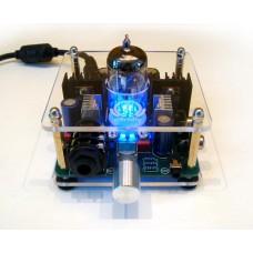 Genuine MK2 6N11 Class A Headphone Hybrid Amplifier Tube Pre Amplifier