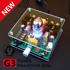 MIRIDIY G3 Class A Headphone Amp Pre Amplifier DC24V