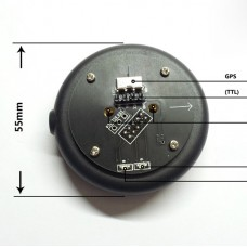 UBLOX 6m GPS TTL Output Active Antenna Module with Locating Board Set