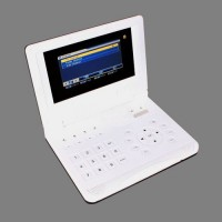 Multi-function 7inch LCD TV DVB-S Receiver Satellite Signal Finder&Monitor