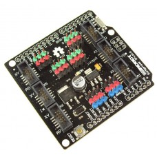 DFRobot Gadgeteer Extend Board Compatible with Arduino R3