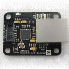 DFRobot W5200 Ethernet Module Compatible with Arduino Gadgeteer