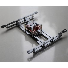 H-Shaped AQ50D PRO 250mm Mini Quadcopter Carbon Fiber Micro Multicopter Frame