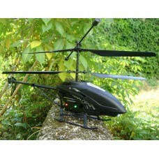 2.4G 43CM 4CH RC Helicopter Gyroscope Remote Control Helicopter with Camera(Package 3)