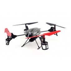 WLtoys V959 Lastest 4-Axis 4CH RC Quadcopter Helicopter with Camera, Lights and Gyro 2.4G