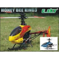 Esky Honey Bee King 3 6CH 3D CCPM RC Helicopter RTF 2.4GHz 000016