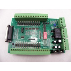 CNC Router MACH-CNC Interface Board For PC KCAM4 MACH3 Mill Stepper Motor Driver