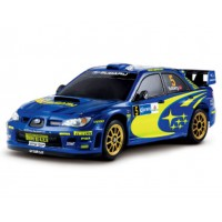 Radio Control Car 1/10 Scale Electric Subaru Impreza WRC