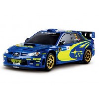 Radio Control Car 1/14 Scale Electric Subaru Impreza WRC