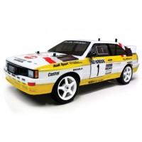 Carisma Sports 1/10 Scaled Audi Rallye Quattro RTR