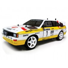 Carisma Sports 1/10 Scaled Audi Rallye Quattro RTR