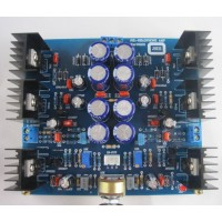 NEW Ver JHL Class A Headphone amplifier PRE AMP KIT DIY