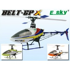 Esky Belt CP X 6CH CCPM RC Helicopter RTF 2.4GHz 002793