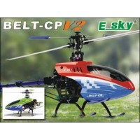 Esky Belt CP V2  6CH CCPM RC Helicopter RTF 2.4GHz Helicopter 000014