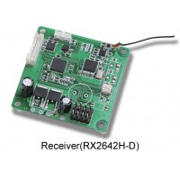 Receiver RX2642H-D for Walkera QR X400  UFO-MX400S-Z-06