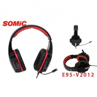 Somic E95V2012 5.1 Channel Surround USB Professional Gaming Headset Headphone
