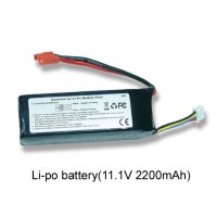 Li-po battery 11.1V 2200mAh for Walkera QR X400  HM-F450-Z-48