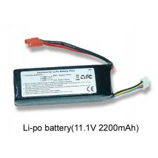 Li-po battery 11.1V 2200mAh for Walkera QR X400  HM-F450-Z-48