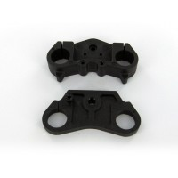 Front suspension mounts for SkyRC SR4 SK-700002-02