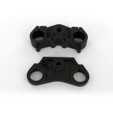 Front suspension mounts for SkyRC SR4 SK-700002-02