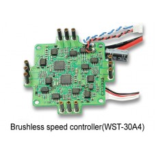 Brushless speed controller WST-30A4 for Walkera QR X400  UFO-MX400-Z-23