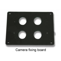 Camera fixing board for Walkera QR X400  UFO-MX400-Z-06