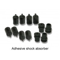 Adhesive shock absorber for Walkera QR X400  UFO-MX400-Z-07