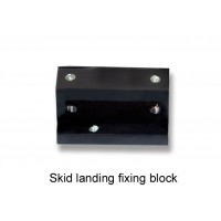 Skid landing fixing block for Walkera QR X400  UFO-MX400-Z-13
