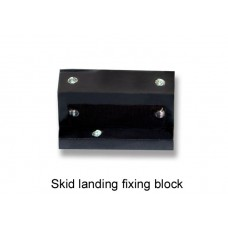 Skid landing fixing block for Walkera QR X400  UFO-MX400-Z-13