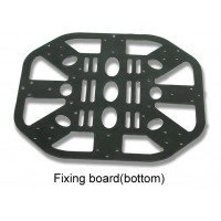 Fixing board bottom for Walkera QR X400  UFO-MX400-Z-05