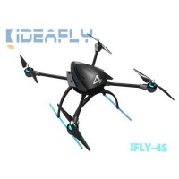 Ideafly IFLY-4 Quadcopter Kit Free Shipping !