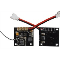 DSM2 Receiver 4-axis Flight-Ctrol Board for JR/Spektrum