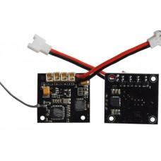 DSM2 Receiver 4-axis Flight-Ctrol Board for JR/Spektrum