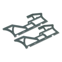 Carbon lower frame set for Walkera V450BD5 HM-F450-Z-31