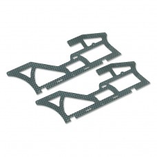 Carbon lower frame set for Walkera V450BD5 HM-F450-Z-31