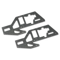 Carbon upper frame set for Walkera V450BD5 HM-V450D01-Z-24