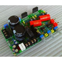 LM3886 + NE5532 Amplifier Board With Speker Protection