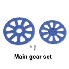 Main gear set for Walkera V450BD5 HM-F450-Z-03