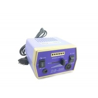Nail Drill Nail Filing Nail Glazing Machine DR-288 Fingernail Finger Beautify Manicure Tool-Purple