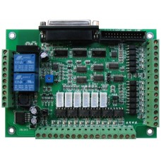 CNC Stepper Motor Driver 6 Axis Interface Board Adapter