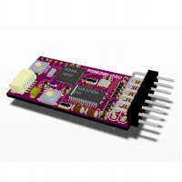 Super Mini Version FPV OSD REMZIBI OSD with TTL Output function Support Multiwii