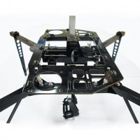 ST Mini X-650 FPV Qaudcopter Frame Kit with Camera Mount PTZ