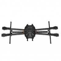 Tarot Iron Man 650 Carbon Fiber Aircraft Fully Folding FPV Quadcopter TL65B01