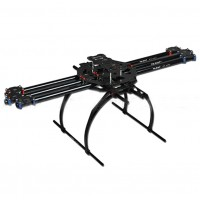 Tarot FY680 FPV Hexarotor Aircraft TL68B02 Folding Hexacopter AluminumTube Version