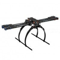 Tarot FY650 TL65B02 Quadcopter Carbon Fiber Tubes FPV Aircraft Qaud-Rotor Multicopter Frame