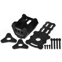 Tarot TL100B06-2 Dia 25mm Motor Mounting Set Holder for Octacopter-Black